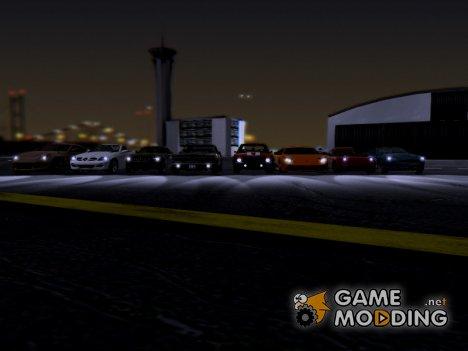 Пак спортивных машин(Remake by SkillBoy) для GTA San Andreas