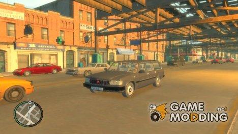ГАЗ 31022 for GTA 4