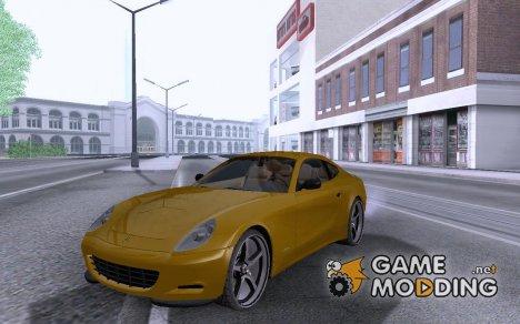 Ferrari 612 Scaglietti for GTA San Andreas