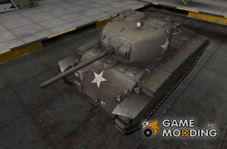 Шкурка для T21 для World of Tanks