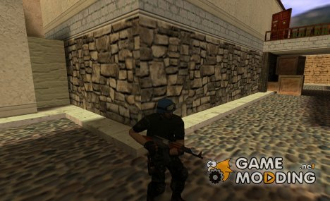 Final Brazilian Soldier для Counter-Strike 1.6