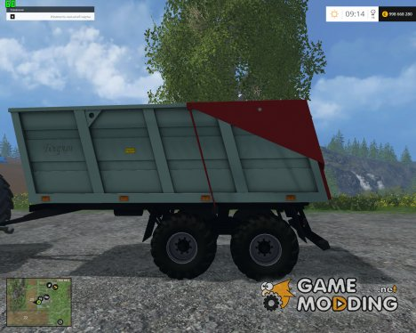 ПТС-14S v1.0 for Farming Simulator 2015