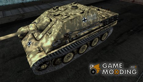 JagdPanther 28 for World of Tanks