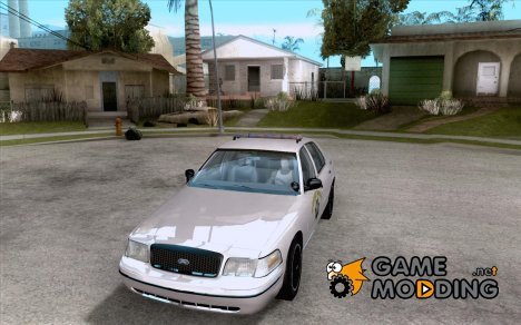 Ford Crown Victoria California Police для GTA San Andreas