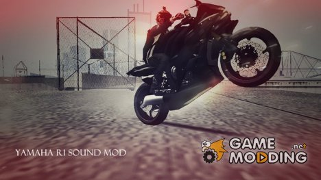 Yamaha R1 Sound for GTA San Andreas