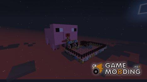 Гигантская свинья for Minecraft