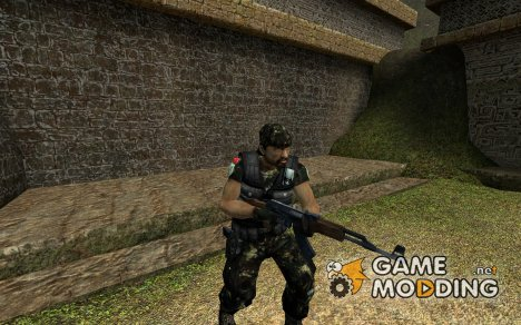 Maroccan Guerilla* для Counter-Strike Source