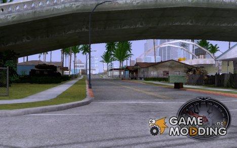 Skull Speedo для GTA San Andreas