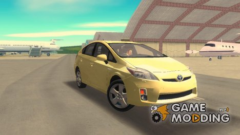 Toyota Prius 2011 для GTA 3