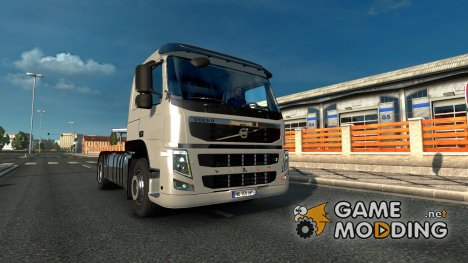 Volvo FM by Rebel8520 for Euro Truck Simulator 2