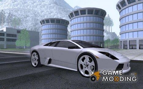 Lamborghini Murcielago V2 для GTA San Andreas