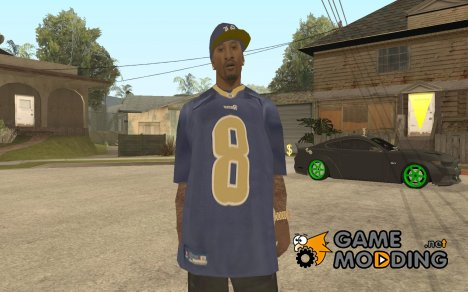 Sbmycr из Crips for GTA San Andreas