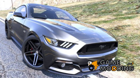 Ford Mustang GT 2015 1.0a for GTA 5