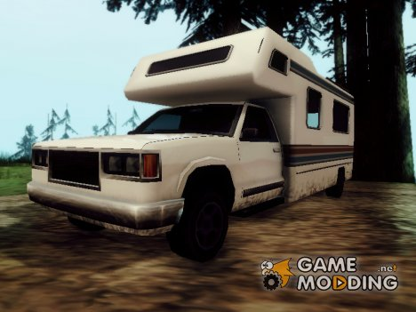Yosemite Travel for GTA San Andreas