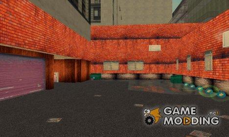 Новые текстуры дома в Staunton for GTA 3