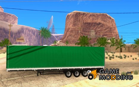 НефАЗ 93344 Зеленый for GTA San Andreas