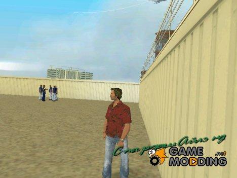 Два скина из IOS версии for GTA Vice City