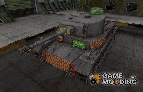 Зона пробития VK 30.01 (P) для World of Tanks
