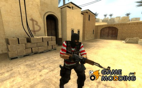 Italian Terrorist для Counter-Strike Source