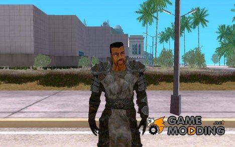 Горн из игры Gothic 3 для GTA San Andreas