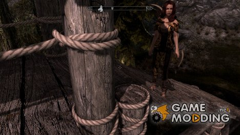 Better ropes for skyrim 1.1 для TES V Skyrim