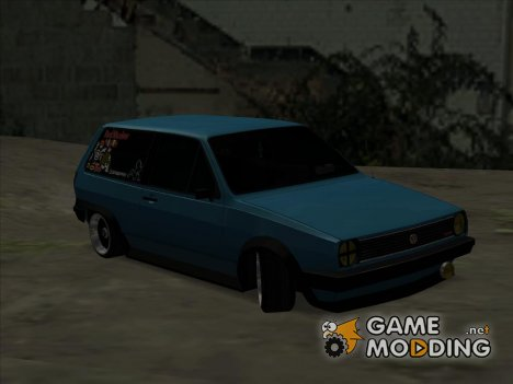 Volkswagen Polo Coach Custom для GTA San Andreas