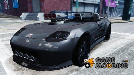 Neon Banshee для GTA 4