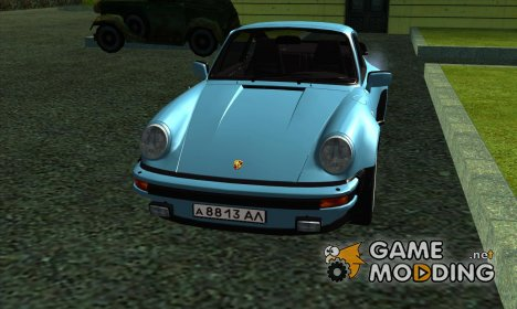 Porsche 911 1982 года for GTA San Andreas