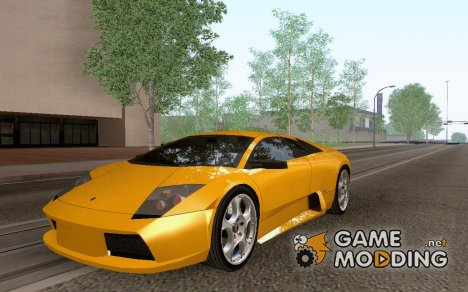 Lamborghini Murcielago V2.1 для GTA San Andreas