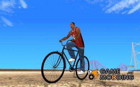 Велосипед Аист-Грязная версия for GTA San Andreas