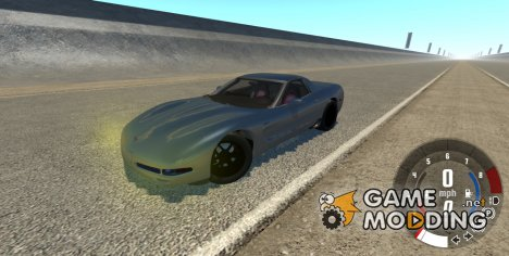 Chevrolet Corvette C5 for BeamNG.Drive
