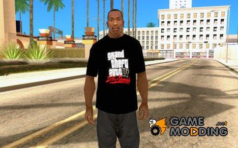 TLAD T-Shirt for GTA San Andreas