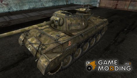 Шкурка для M18 Hellcat для World of Tanks