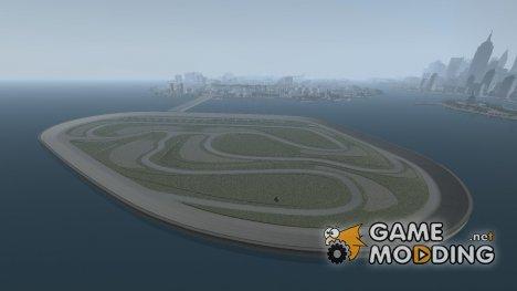 Dakota Track for GTA 4