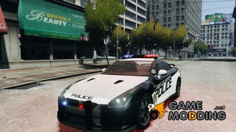 Nissan Spec GT-R Enforcer for GTA 4