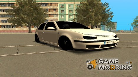 Volkswagen Golf IV Romanian Edition для GTA San Andreas