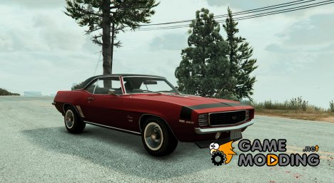 1969 Chevrolet Camaro SS 350 for GTA 5