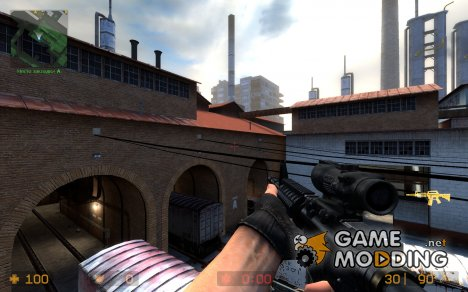 Colt M4 for Counter-Strike Source