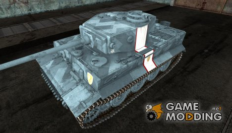 PzKpfw VI Tiger 33 для World of Tanks