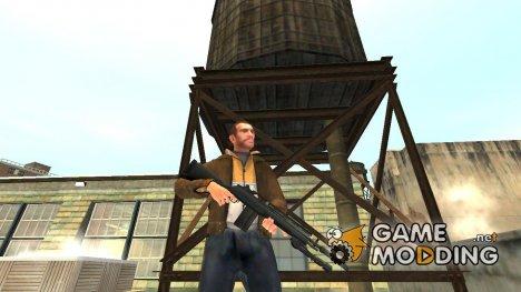 Полуавтоматическая винтовка M14 v.1 for GTA 4