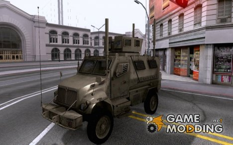 MRAP for GTA San Andreas