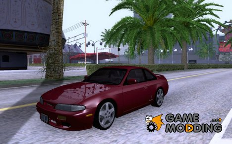 Nissan - Silvia S14 Zenki for GTA San Andreas