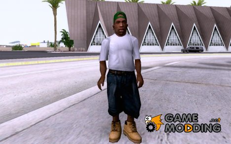 CJ Dwarf for GTA San Andreas