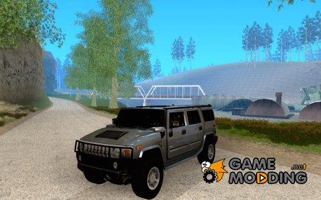 Hummer H2 SUV for GTA San Andreas