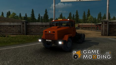 КрАЗ 64431 for Euro Truck Simulator 2