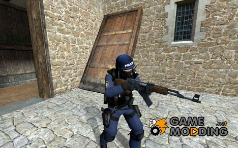NSW Police Ctcc Officer V2 для Counter-Strike Source