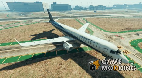 Embraer 195 House for GTA 5