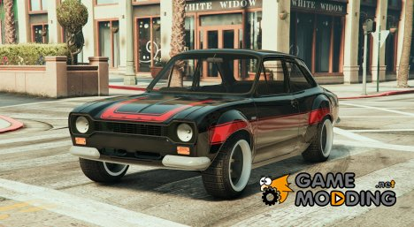 Ford Escort MK1 1.1 for GTA 5