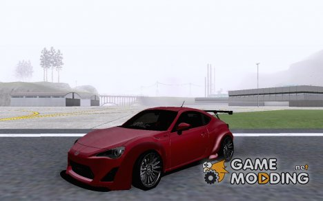 Scion FR-S Rocket Bunny для GTA San Andreas