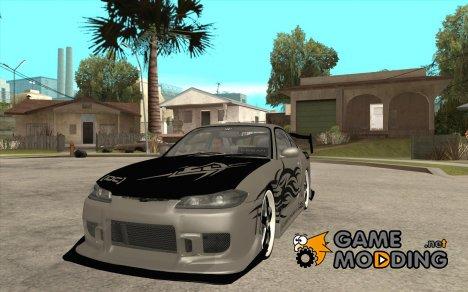 Nissan Silvia S15 Logan for GTA San Andreas
